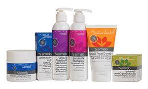 100% веганские средства для ухода за кожей от Derma E